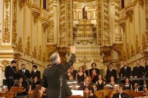 Concerto do Projeto Música nas Igrejas