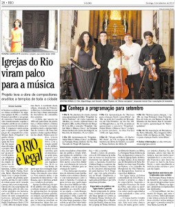 O Globo 5-set-2010